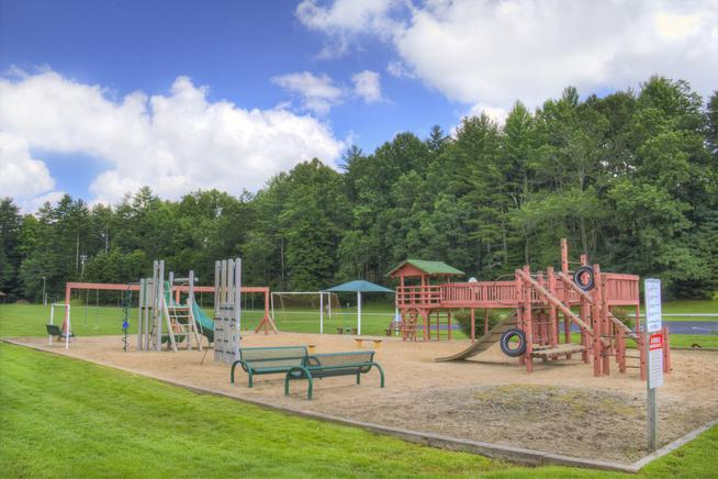 Activity Field, Sapphire Valley Resort, High South Adventures