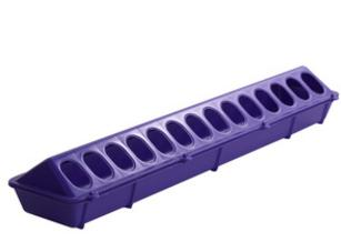 Plastic Flip Top Ground Feeder