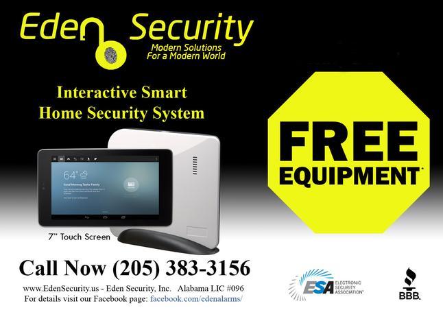Eden Security, Inc  - Modern Smart Home Security