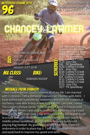 motocross resume choice image resume format examples 2018