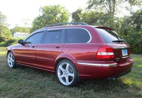 2006 Jaguar X-Type Estate