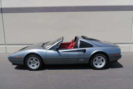 1986 Ferrari 328 GTS for sale at Motor Car Company in San Diego, California