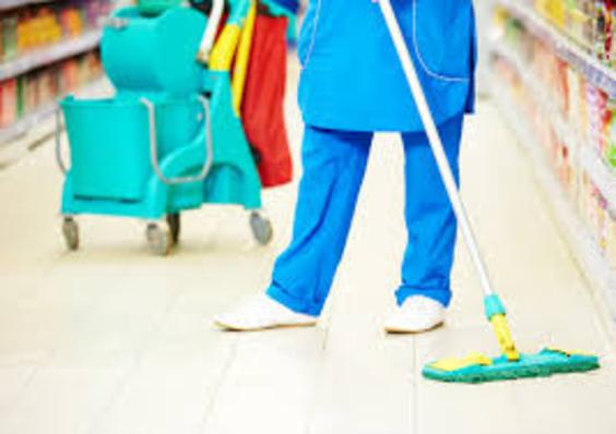 ONGOING SHOPPING CENTER CLEANING SERVICES FROM MGM HOUSE HOLD SERVICES