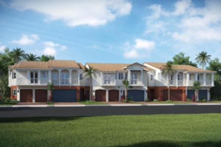 New Boca Town Home Community