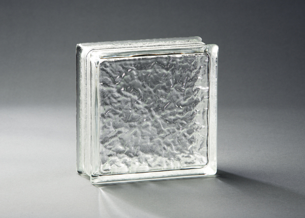 Ice Style Glass Panel