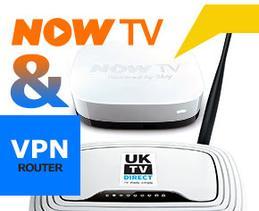 UK TV vpn ROUTER SKY TV ROUTERS SPAIN FRANCE EUROPE