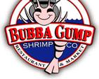 Free birthday dinner Bubba Gump Shrimp