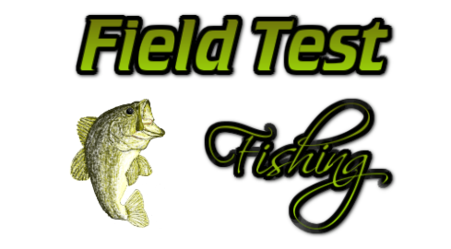 home page field test fishing lures