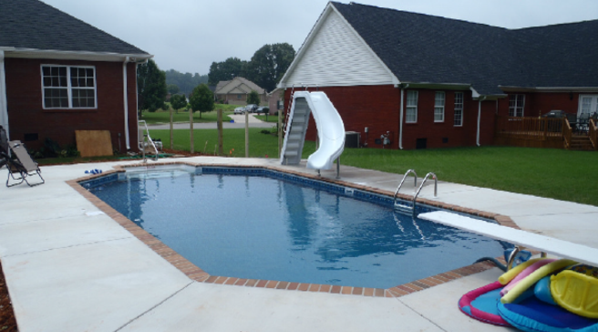 Inground Swimming Pool Products Services Clearwater Pools