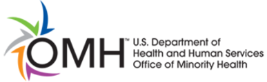 Logo for Office of minority health
