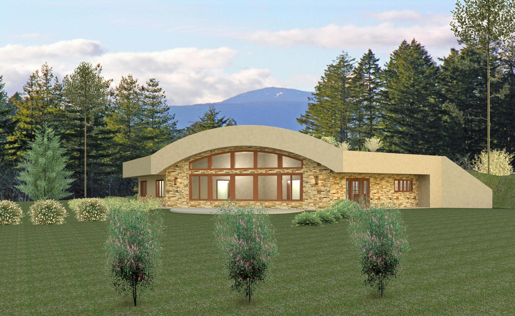 earth home plans|earthsheltered|berm home|earth homes|sheltered home
