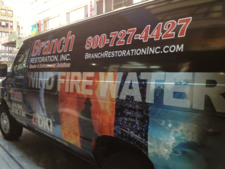 emergency response, branch restoration inc, branch services, dki company,