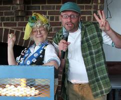 Country Bingo-Games and Entertainment for Company Picnics and Special Events