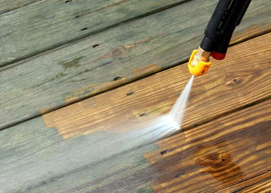 POWER WASHING SERVICES FROM RGV JANITORIAL SERVICES