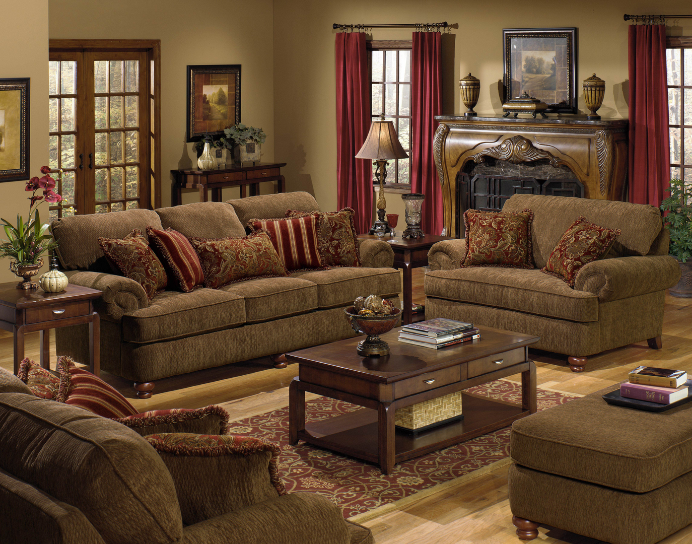 view on mobile - Living Room Sets For Cheap