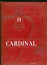 1960 Yearbook, Oxford, Nebraska