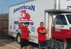 361 American movers big items