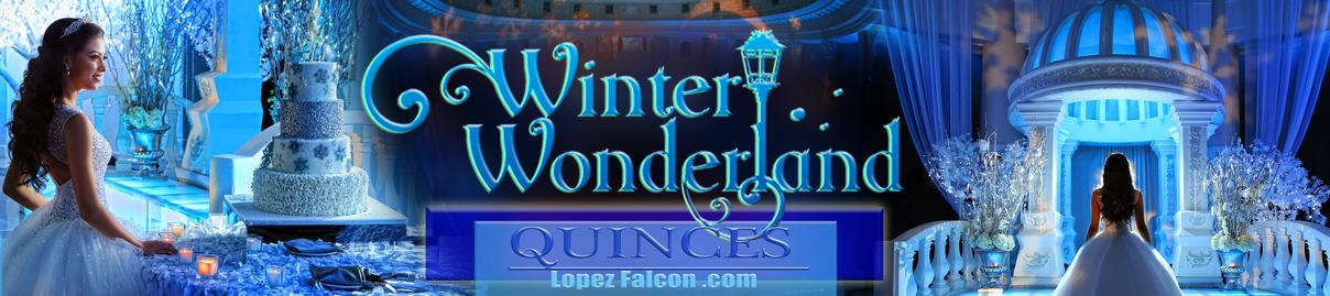 WINTER WONDERLAND QUINCEANERA QUINCES PHOTOGRAPHY VIDEO DRESSES MIAMI