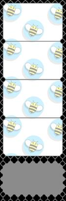 Bumblebee Booths Photo Strip sample #21