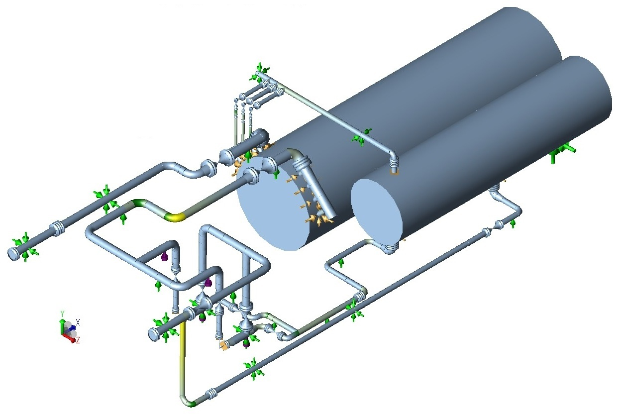 HVAC and Electrical Engineering Design