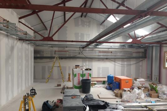 Warehouse Painters and Decorators London