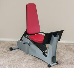 leg press modified squat hydrafitness hydra-gym aerostrength hydraulic exercise rehab machine