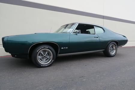 1969 Pontiac GTO for sale at Motor Car Company in San Diego