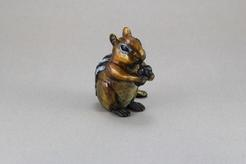 Bronze Chipmunk