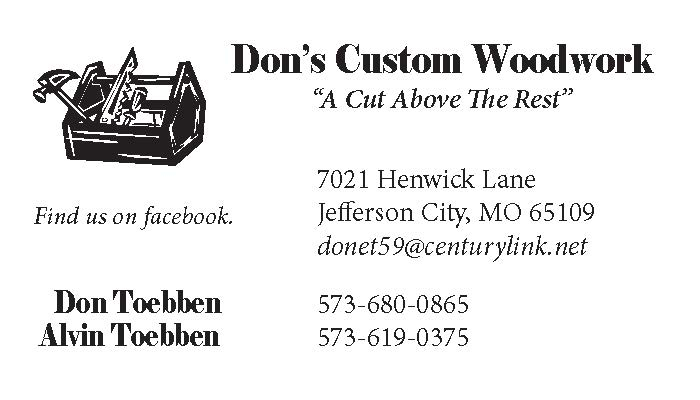 Don's Custom Woodwork