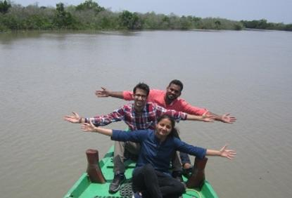 Enjoy The Cool Breeze On The Backwaters Of Sundarbans