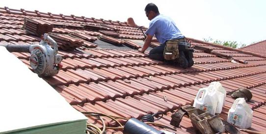Professional Tile Roofing Services in McAllen TX