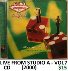 Live from Studio A Vol 7