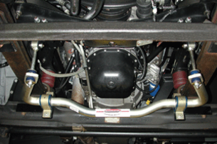 Sway Bar & Suspension Solutions