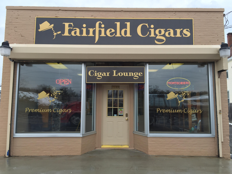 Fairfield Cigars - Cigar Lounge, Cigar Store, Tobacco Store