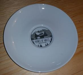 custom printed saucers