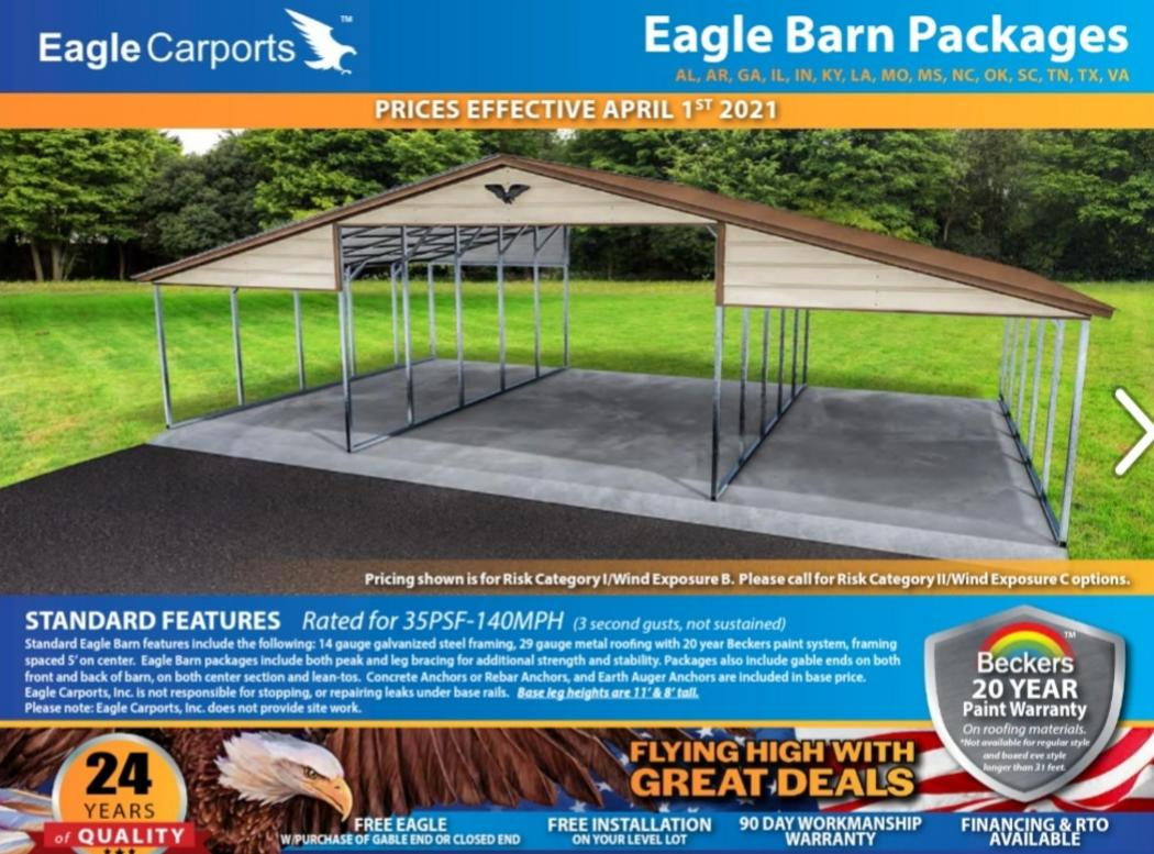 Carports Rv Covers Lean To S