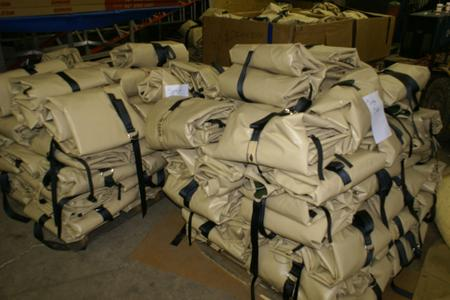 Chism Company Military Products Custom Equipment Covers