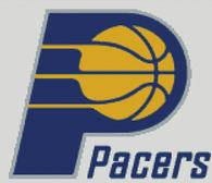 Indiana Pacers Cross Stitch Chart Pattern