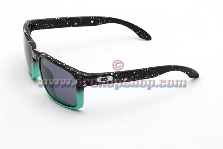 oakley cerakote holbrook rpqd  $165 Atmos Theme Glow In The Dark Holbrook Grey Lenses