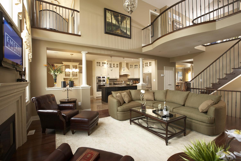 Contact - Model homes interior design