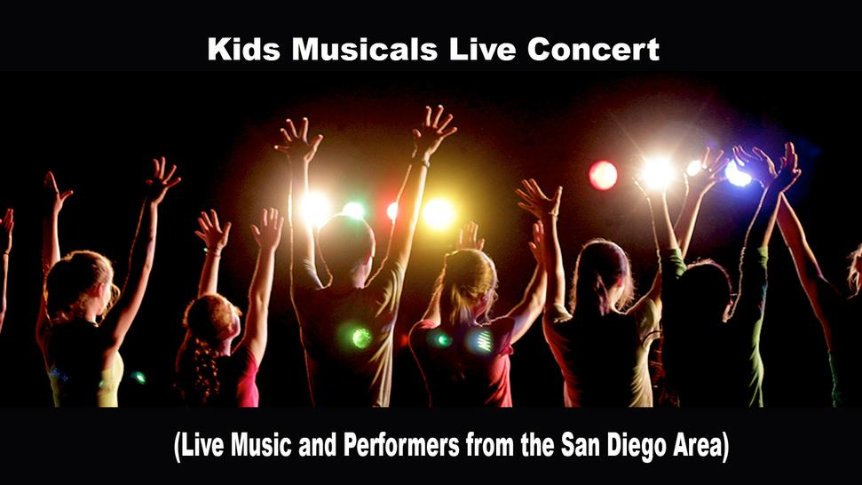 Order Tickets to Kids Muscals Live!