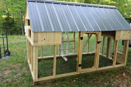 fancy chicken coops