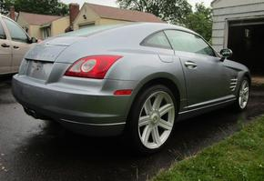 2006 Chrysler Crossfire LE