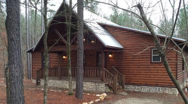 Vacation rentals lakewood luxury cabins broken bow ok for Vacation cabin rentals in oklahoma