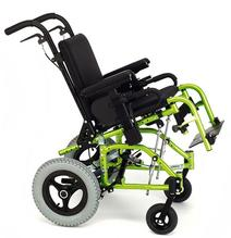 Tilt in space childrens wheelchairs HMS Mobility