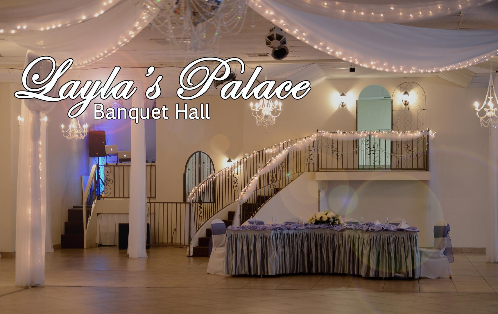 Laylas Palace Banquet Hall In Las Vegas Nv