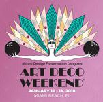 Miami Beach Events; Art Deco Weekend; Bark Deco Dog Show, Retro Fashion Show, Classic Car Show, Deco Kids Club, Live Entertainment, Local and National Musicians, Lectures, Guided Tours