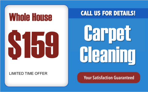 Carpet Cleaning Coupon Lehigh FL
