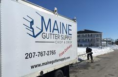 Maine Gutter Supply Local Greater Portland Chop Amp Drop Service