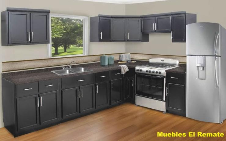 Cocina integral modelo andy for Muebles para cocina integral